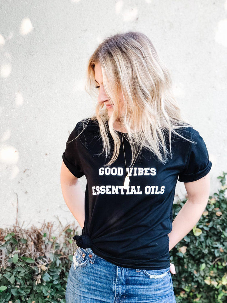 Good Vibes + Essential Oils - Several Styles