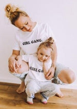 2 Piece Sets for Mommy & Me - Girl Gang