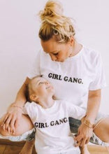 Load image into Gallery viewer, GIRL GANG Tees - Several Styles