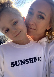 SUNSHINE, Kid's + Toddler Tees