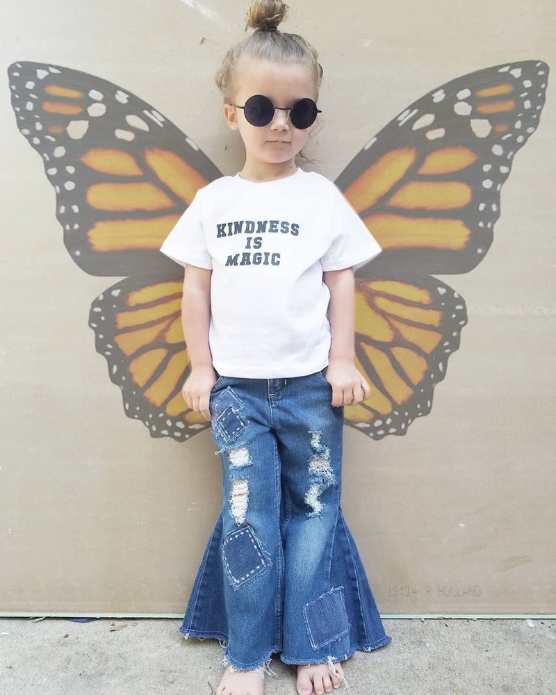 Kindness is Magic - Kid's + Toddler Tees