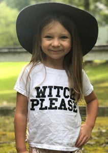 WITCH PLEASE, Kid's + Toddler Tees