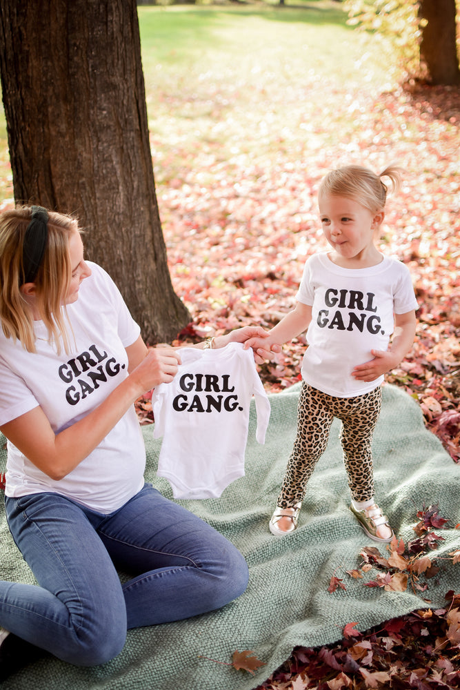 Girl Gang - Boyfriend Tee