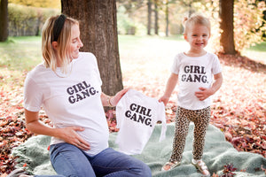 Load image into Gallery viewer, Girl Gang - Kid's + Toddler Onesies and Tees