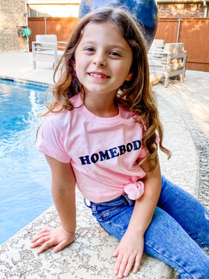 Load image into Gallery viewer, Homebody - Kid's + Toddler Tees