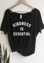 Kindness is Essential - Off the Shoulder