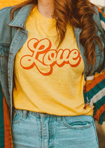 LOVE, Retro - Several Styles