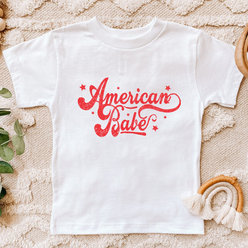 AMERICAN BABE - Baby & Kids Tees