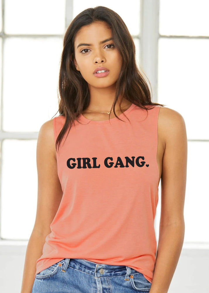 Load image into Gallery viewer, Girl Gang - Muscle Tank