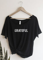 Grateful - Off the Shoulder