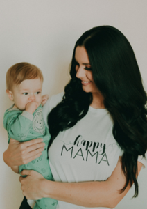 HAPPY MAMA TEES