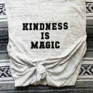 KINDNESS IS MAGIC, Kindness Tank Tops, Kindness Tank, Kindness Top, Kindness is Magic, Kind Tees, Kindness is Magic Tee, Kindness Shirt