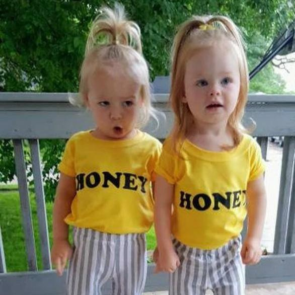 Load image into Gallery viewer, Honey - Kid's + Toddler Tees