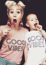 2 Piece Sets for Mommy & Me - Good Vibes