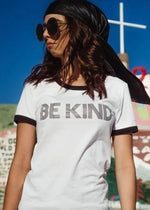 Be Kind - Retro Fitted Ringer