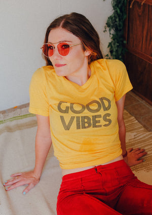 GOOD VIBES, Good Vibes tshirt, Good Vibes Tee, Good Vibes, Good Vibes Shirt, Good Vibes Top, Good Vibes Only
