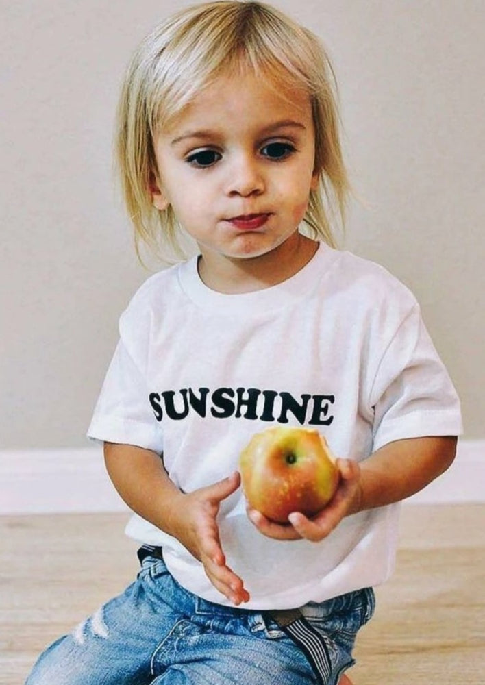 Sunshine - Kid's + Toddler Tees