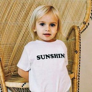 Sunshine Kid's Tee, Sunshine Tees, You Are My Sunshine, You Are My Sunshine Tshirts, Sunshine Tee