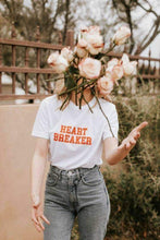 Load image into Gallery viewer, HEART BREAKER, Heartbreaker Tshirt, Valentine's Day Tshirts, Heart Breaker Shirt, Valentine's Day
