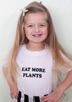 Eat More Plants - Kid's + Toddler Tees