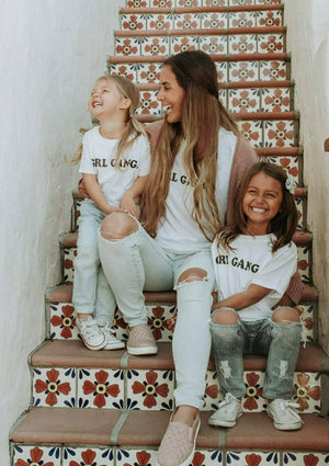 GIRL GANG, Adult Girl Gang Tshirts, Girl Gang Tee, Girl Gang, Girl Gang Shirts, Girl Gang Tshirt