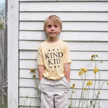 Load image into Gallery viewer, KIND KID Tshirt, Kind Kids Tshirts, Kind Kid Tops, Kindness Kids Tshirts, Kind Kid Tee