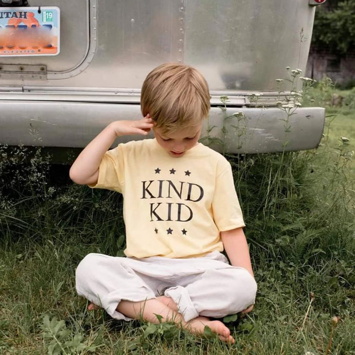 KIND KID Tshirt, Kind Kids Tshirts, Kind Kid Tops, Kindness Kids Tshirts, Kind Kid Tee
