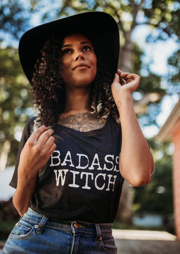 Badass Witch - Several Styles