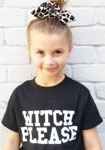 WITCH PLEASE, Witchy Kids Tee, Kids Tee, Witchy Kids Tshirts, Witch Please