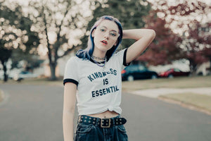 Kindness is Essential - Retro Fitted Ringer