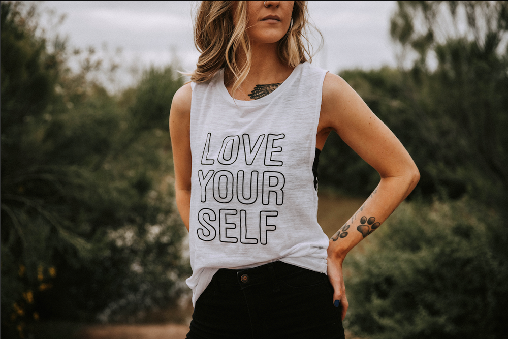 Love Yourself - Muscle Tank