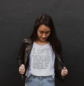 LOVE YOURSELF Tee - Several Options