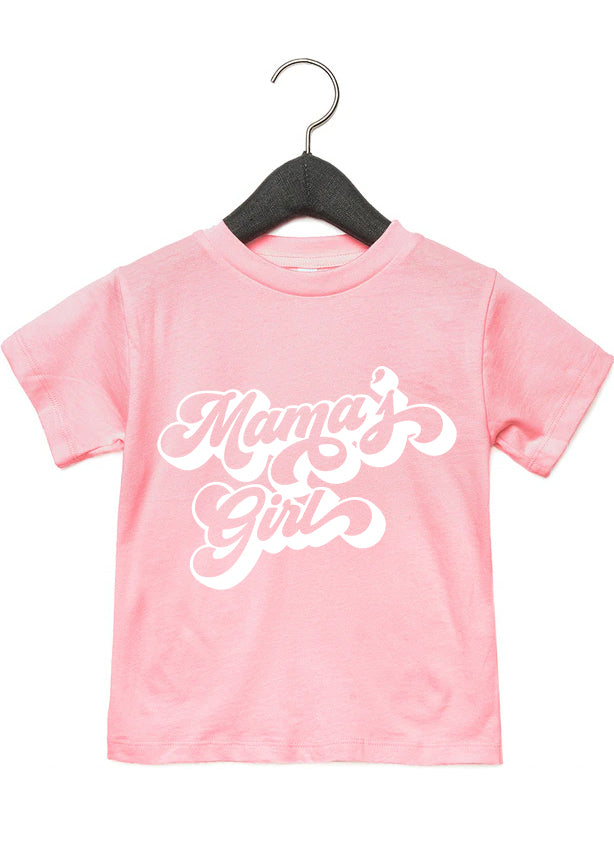 Load image into Gallery viewer, Mama's Girl - Kid's + Toddler Tees