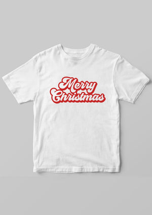Merry Christmas - Kid's + Toddler Tees