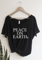 Peace on Earth - Off the Shoulder