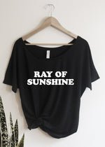 Ray of Sunshine - Off the Shoulder
