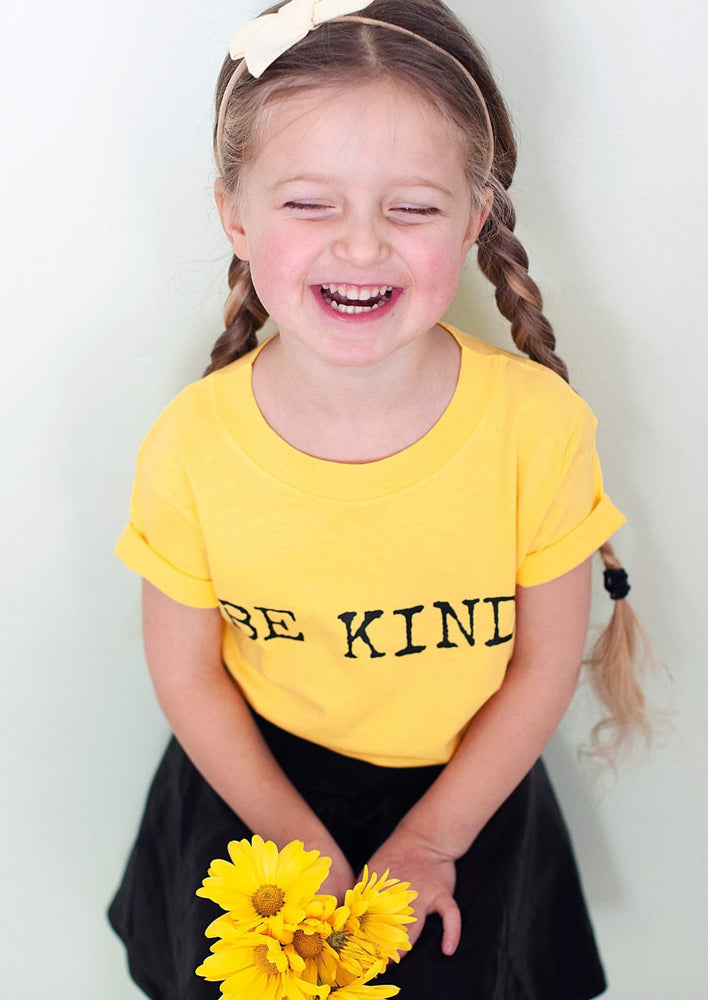 Be Kind - Kid's + Toddler Tees