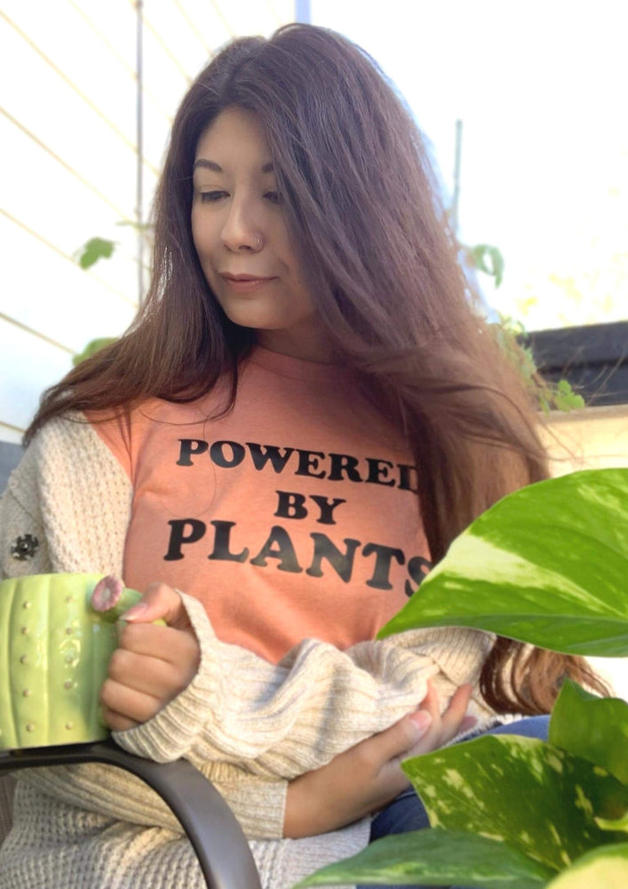 Powered By Plants, Vegan - Several Styles