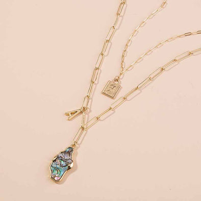 Jemond Fashion Avatar Multilayer Necklace