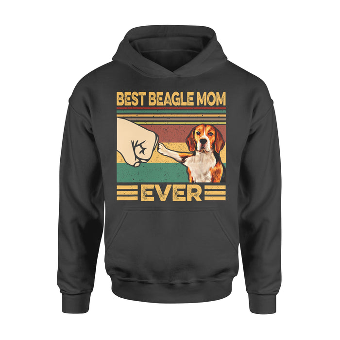 Dog Gift Idea - Best Beagle Mom Ever For Mom - Standard Hoodie