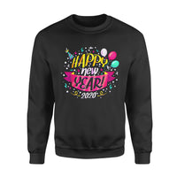 Fun Gift Idea Happy New Year 2020 buble - Standard Fleece Sweatshirt
