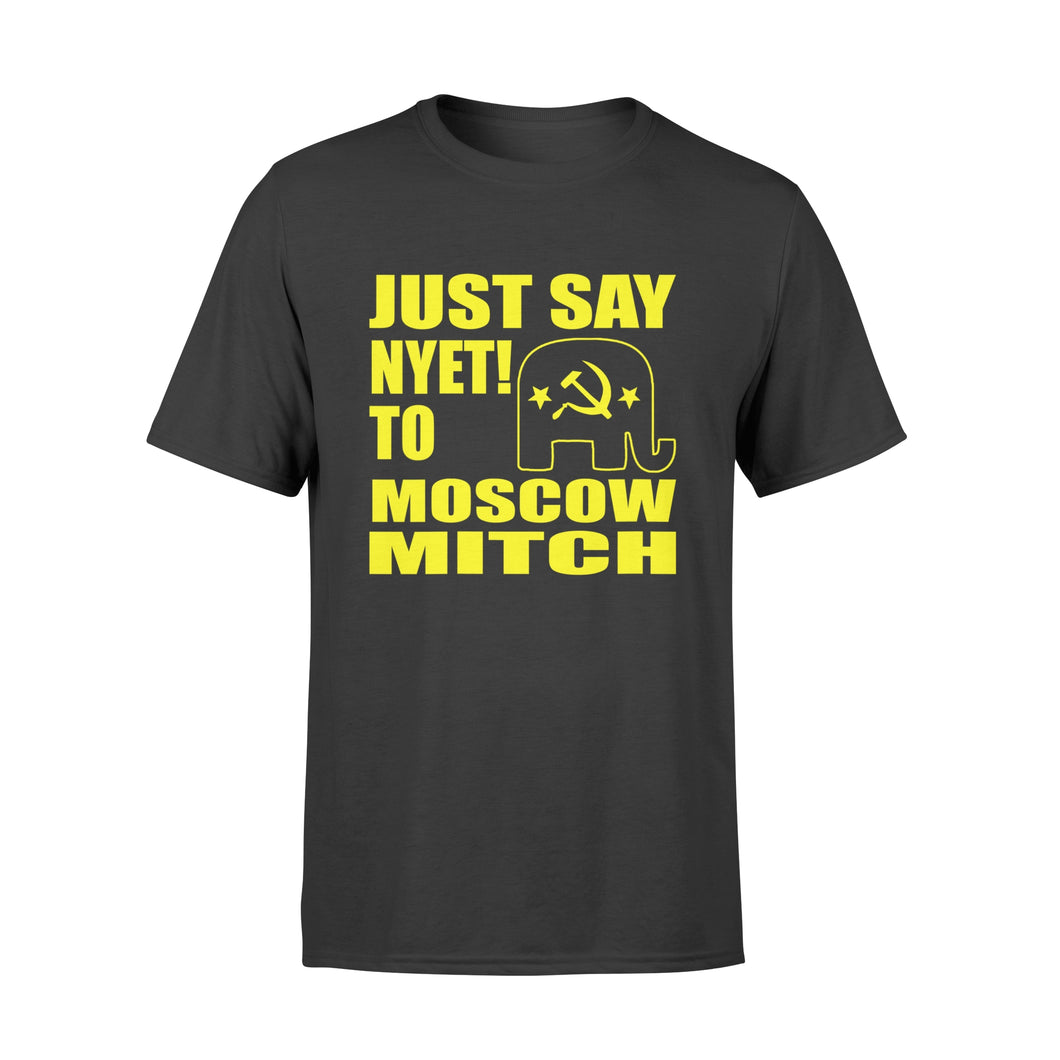 #MoscowMitch Shirts Just say Nyet to Moscow Mitch 2020 - Premium T-shirt