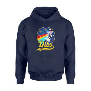 Jobs Gift Idea Landed On The Moon - Apollo 11 Space Moon Landing Dids - Standard Hoodie