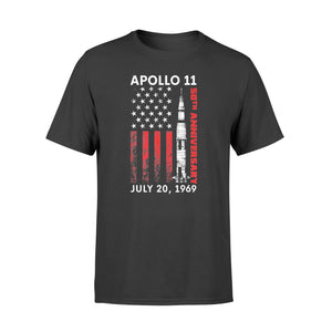 Apollo 11 50th Anniversary Moon Landing 1969 - 2019 T-Shirt - Standard T-shirt