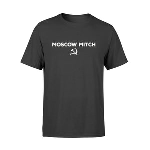 Anti Trump T Shirt Moscow Mitch Traitor Shirt - Premium T-shirt