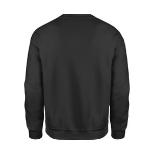 Funny Gift Idea We Are Not As Think As We Are - Standard Fleece Sweatshirt