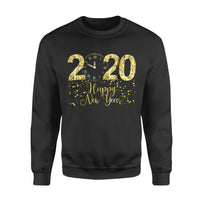 Fun Gift Idea HappyNewYear2020 - Standard Fleece Sweatshirt