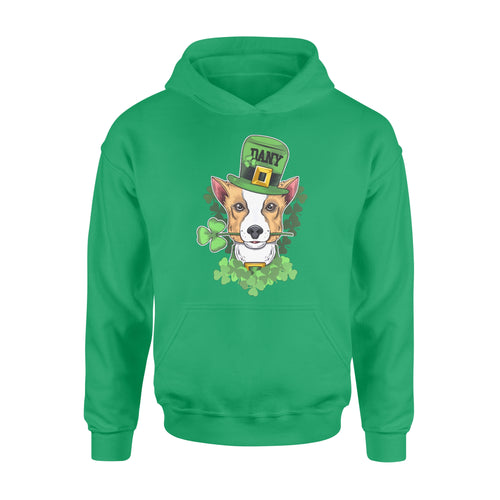 Personalized St. Patrick Gift Idea - Coolest Chihuahua - Standard Hoodie