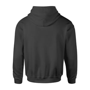 Funny Gift Idea Anyone Can Be Cool But being Awesome Takes Practice - Standard Hoodie