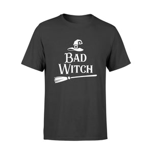 Halloween Witches Costume T-Shirt Bad Witch Shirt - Standard T-shirt